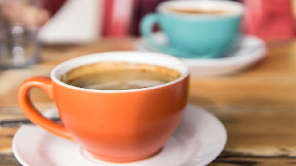 B07 — Mid-Morning Coffee Break — Day 2