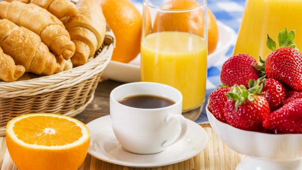 B12 - Continental Breakfast - Day 3